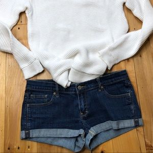 Abercrombie & Fitch Jean shorts EUC size 8